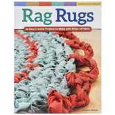 Rag Rugs Crochet Book